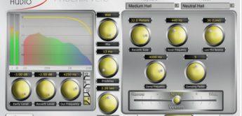 Test: Exponential Audio Phoenix Verb und R2, Hall Plug-ins