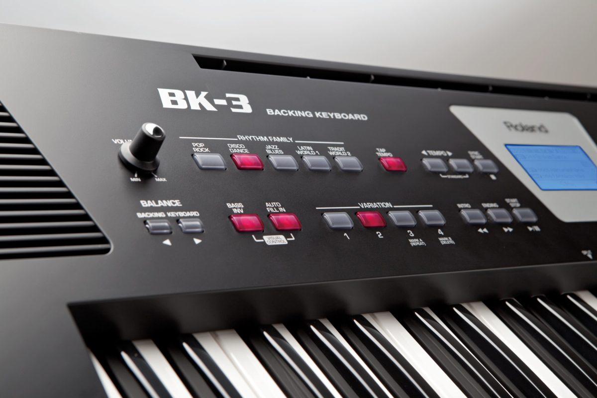 roland bk-3 entertainer keyboarder test