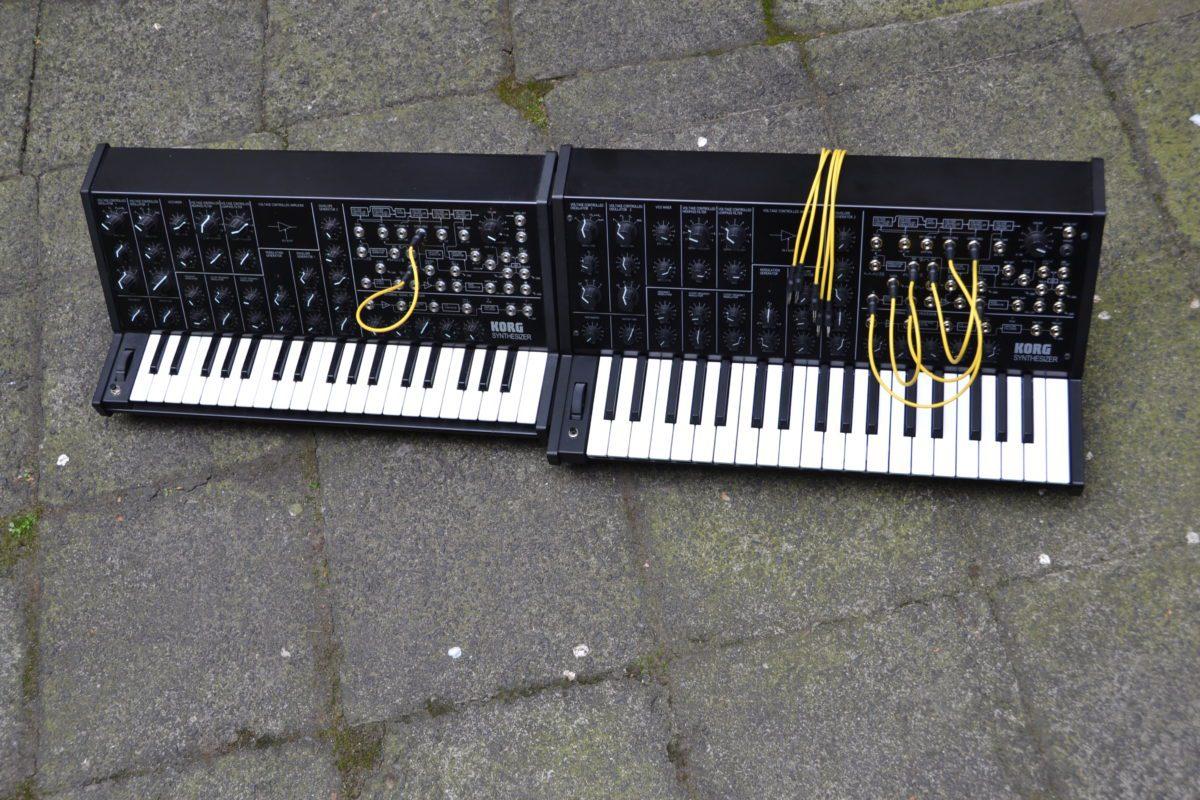 MS20 Mini und Controller