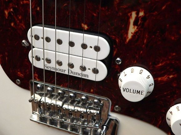 Seymour Duncan Pearly Gates Humbucker