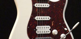 Test: Fender Deluxe Lone Star Stratocaster, E-Gitarre