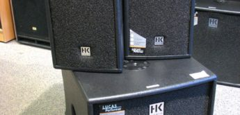 Test: HK-Audio Lucas Performer, Kompakt-PA