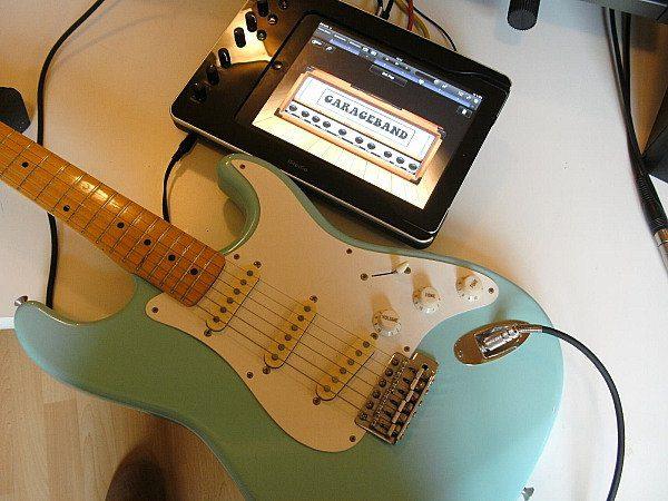 Test: Behringer iStudio IS202, Audio/MIDI Dockingstation fürs iPad ...