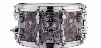 Test: Sonor SSD12 Mikkey Dee Snare Drum