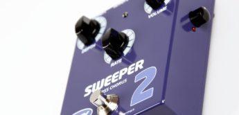 Test: T-Rex, Sweeper 2, Bass Effektgerät