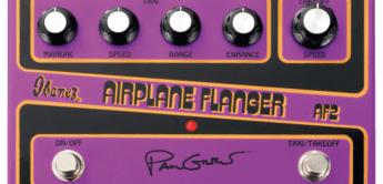 Test: Ibanez AF2 Airplane Flanger