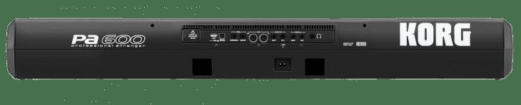 Korg Pa600, Arranger Entertainer Keyboard