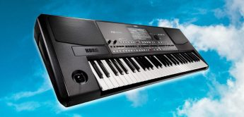 Test: Korg Pa600, Arranger Entertainer Keyboard