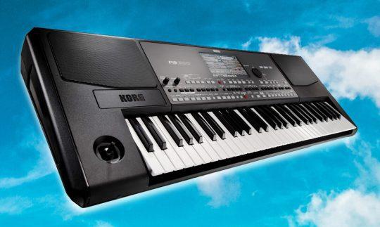Test: Korg Pa600, Arranger Entertainer Keyboard