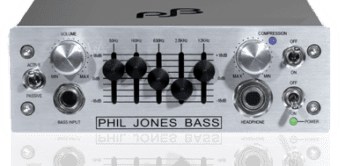 Test: Phil Jones Bass Buddy BB1, Bassverstärker