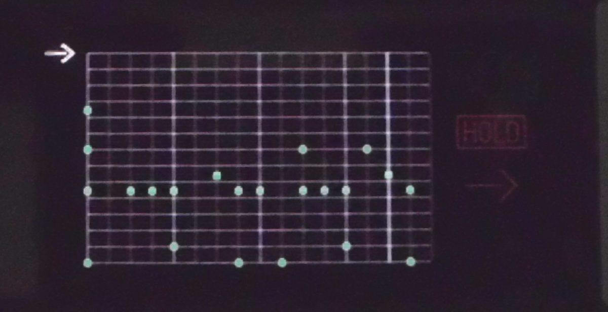 Der Pattern-Sequenzer