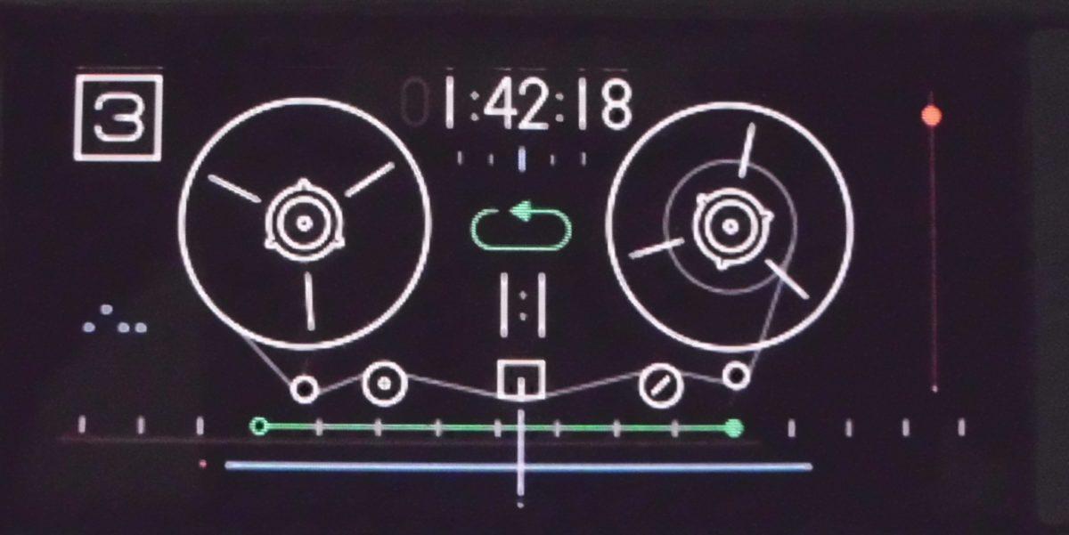 Das Tape ist der zentrale Baustein des OP-1