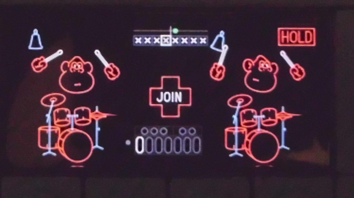 Affenhorde am Schlagzeug - der Drum-Finger-Sequenzer
