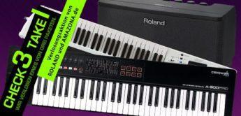 Gewinnspiel: CHECK 3 TAKE 1 mit Roland