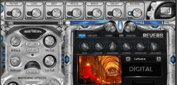Test: Sample Logic Cyclone, Soundlibrary