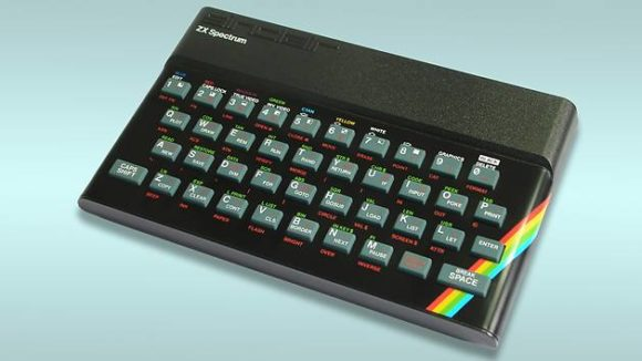 Der Sinclair ZX Spektrum