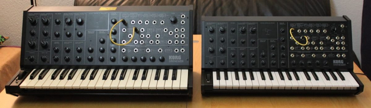MS-20 Mini & Original