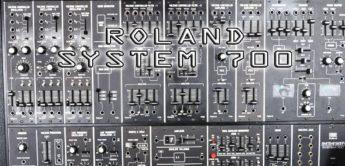 Blue Box: Roland System 700, Analoges Modularsystem Teil 1