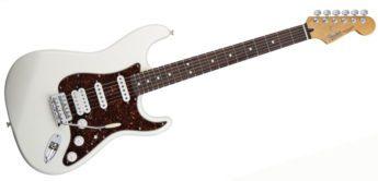 Test: Fender Deluxe Lone Star Stratocaster E-Gitarre
