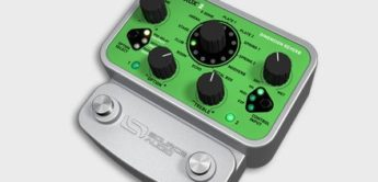 Test: Source Audio Soundblox 2 Dimension Reverb, Gitarren Effektgerät