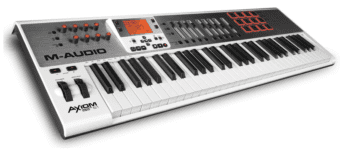 Test: M-Audio Axiom Air, USB/MIDI-Controller