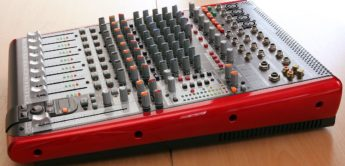 Test: Behringer Xenyx UFX1204, Analogmischpult