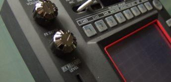 Test: Korg Kaosspad KP3+, DJ-Effekt Pad
