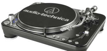 Test: Audio Technica LP-1240-USB, DJ-Plattenspieler