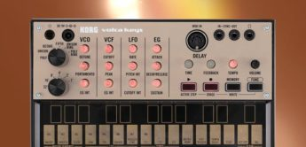Test: Korg Volca Keys, Analogsynthesizer