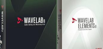Test: Steinberg WaveLab 8, Audio-Editor