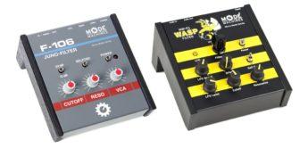 Test: Mode Machines F-106 Juno-Filter und EDP WASP-Filter, Filterbox