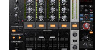 Test: Pioneer DJM-750, DJ-Club-Mixer