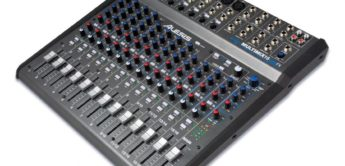 Test: Alesis MultiMix 16 USB FX, 16-Kanal Mixer mit USB-Audiointerface