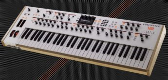 Test: DSI Sequential Prophet 12 LE, Hybrid Synthesizer