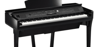 Test: Yamaha CVP-609, Digitalpiano