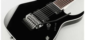 Test: Ibanez RGIR27E-BK, E-Gitarre