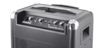 Test: Alesis Transactive Wireless, Mobiles PA-System