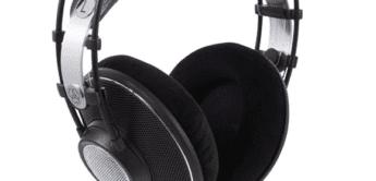 Test: AKG K612 Pro, Kopfhörer