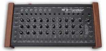 Test: MFB Tanzbär, analoger Drumcomputer