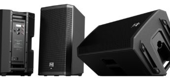 Test: Electro-Voice ZLX-15P, Aktivboxen