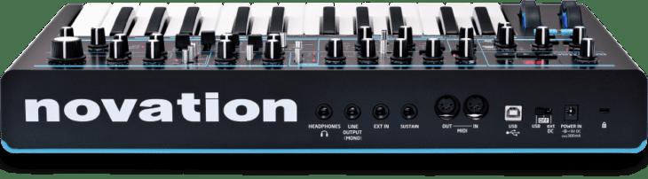 novation bass station II 2.5