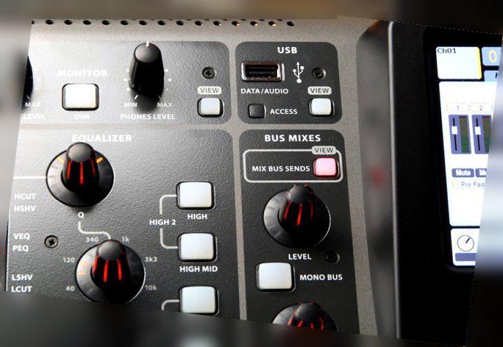Behringer X32 Compact Digitalmixer