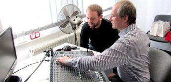 Interview: AMAZONA.de-Leser Christoph Oliver Zenz bei Allen&Heath