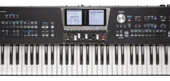 Test: Roland BK-9, Arranger Keyboard