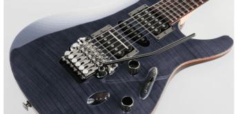 Test: Ibanez S5470F-DSH, E-Gitarre