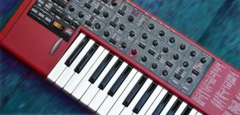 Test: Clavia Nord Lead 4 Keyboard & Rack, Digital Synthesizer