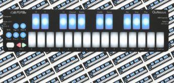 Test: Keith McMillen QuNexus, MIDI/CV Keyboard-Controller