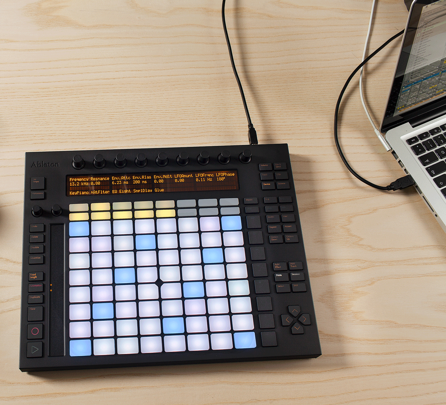 how to pitch shift in ableton live 1