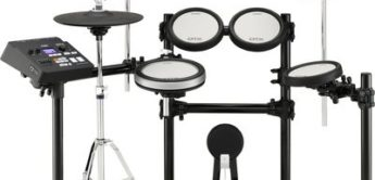 Test: Yamaha DTX700K Compact, E-Drum Set
