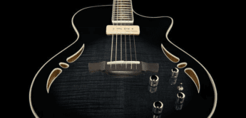 Test: Crafter SAT-TMBK Slim Arched, Electro Acoustic Gitarre